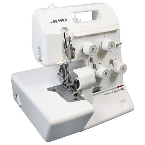 Оверлок Juki MO-644D белый