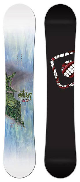 Сноуборд Option Snowboards Chris Dufficy (06-07)