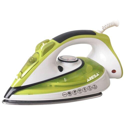Утюг ARESA AR-3102 (I-2204C) зеленый/белый/серый