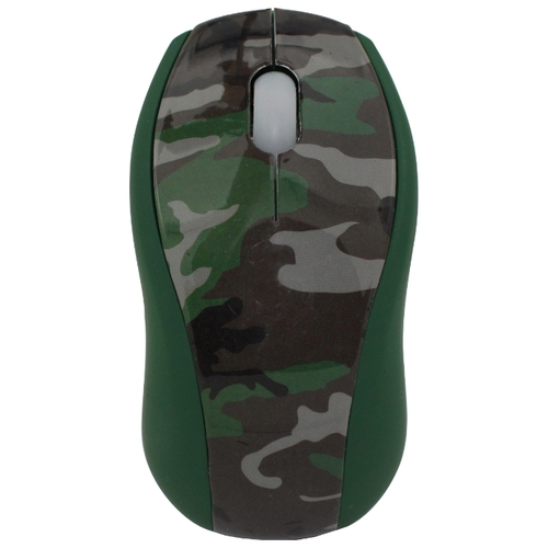 Мышь Cirkuit Planet CPL-MO1015 Green USB