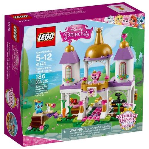 Купить Конструктор LEGO Disney Princess 41142 Замок для королевских питомцев, Конструкторы