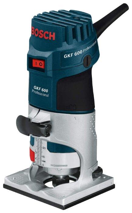 Bosch GKF 600 Professional + оснастка