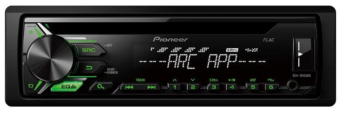 Pioneer DEH-1900UBG