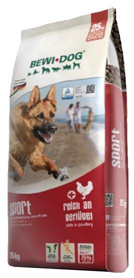 Корм для собак Bewi Dog Sport rich in Poultry для взрослых активных собак