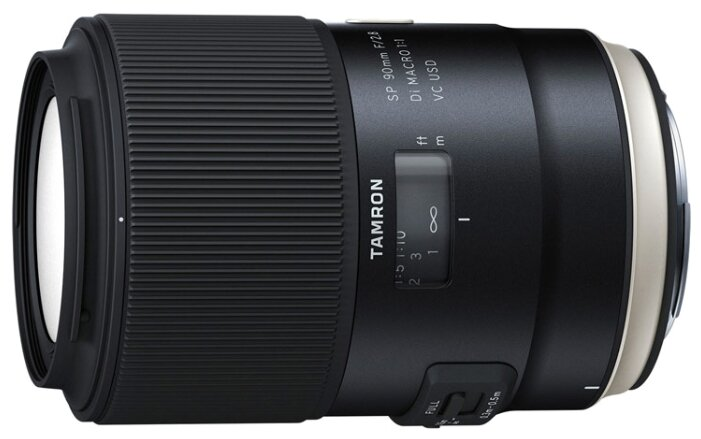 Tamron SP 90mm f/2.8 Di Macro 1:1 VC USD (F017) Canon EF