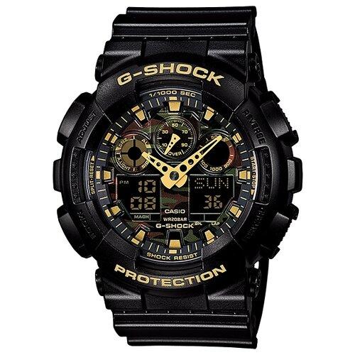 Наручные часы CASIO GA-100CF-1A9 цена 2017