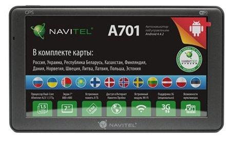 Navitel A701