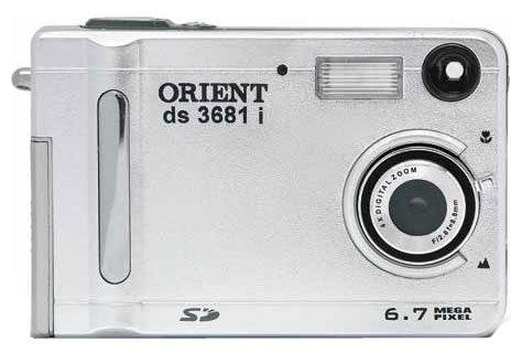 Фотоаппарат ORIENT DS3681i