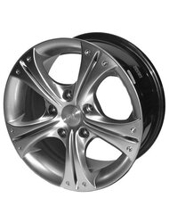 Колесный диск Racing Wheels H-253 7x15 4x114.3 ET38 67.1 HS - фото 1