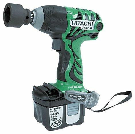 Гайковерт Hitachi WR14DL