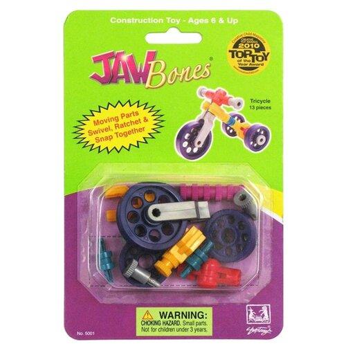 Купить Конструктор Jawbones 5001 Трехколесный велосипед, Конструкторы