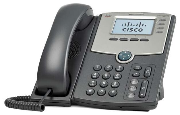 Cisco VoIP-телефон Cisco SPA514G