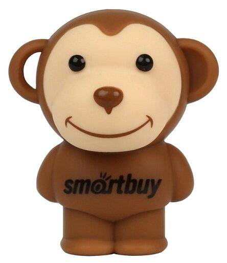SmartBuy Флешка SmartBuy X'mas series Monkey