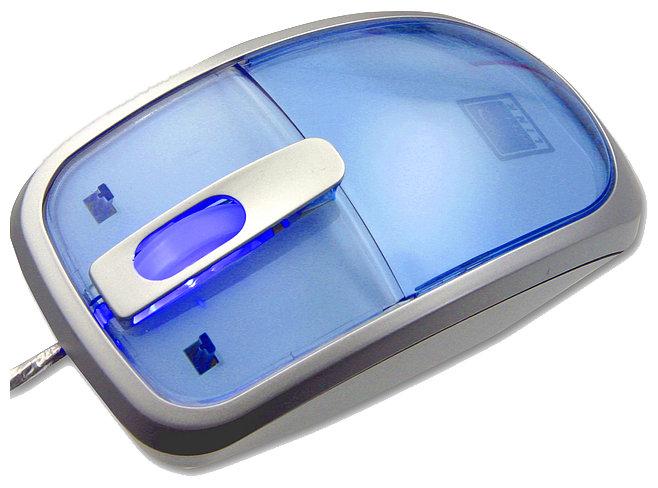 Мышь SPEEDLINK Illuminated Mouse SL-6170 Silver-Blue USB