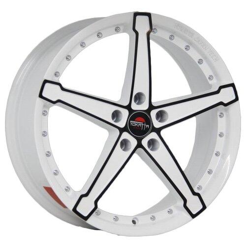 Фото - Колесный диск Yokatta Model-10 6.5x16/5x108 D63.3 ET50 W+B колесный диск yokatta model 27 7x17 5x114 3 d64 1 et50 w b