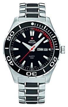 Наручные часы SWISS MILITARY BY CHRONO 20075ST-1MBK