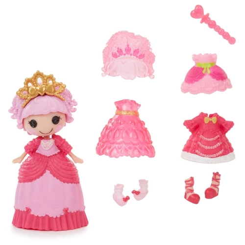 Кукла Lalaloopsy Mini Искорка 7 см 543831
