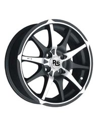 RS Wheels 733 6.5x15 4x114.3 ET40 67.1 MB - фото 1