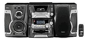 Музыкальный центр Panasonic SC-AK75