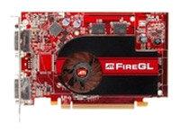 Видеокарта HP FireGL V3350 600Mhz PCI-E 256Mb 800Mhz 128 bit 2xDVI