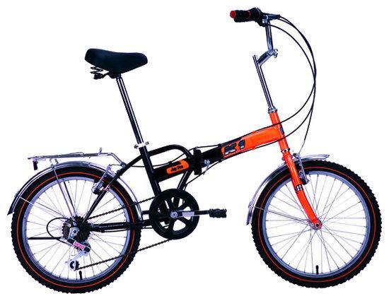 Подростковый городской велосипед K1 Joy Pro (2008)