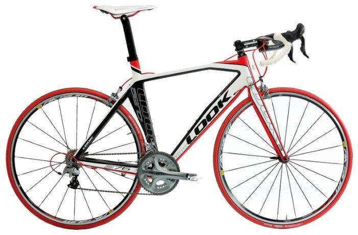 Шоссейный велосипед Look 576 RSP Ultegra Mavic Aksium WTS (2012)