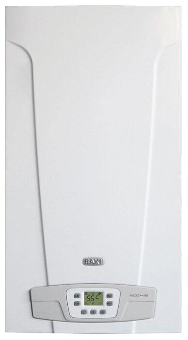 Газовый котел BAXI ECO-4s 24 24 кВт двухконтурный