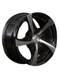 Диски R16 5x139,7 6,5J ET40 D98,6 NZ Wheels SH 646 GMF - фото 1