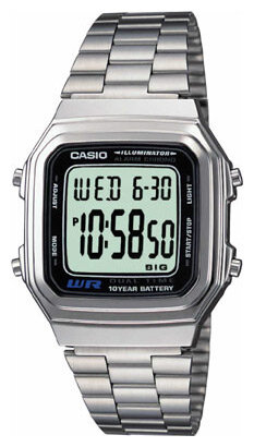 Наручные часы CASIO COLLECTION A-178WA-1 / A-178WEA-1A