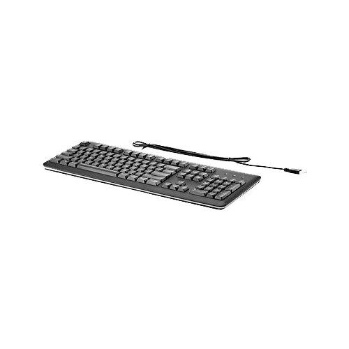 Клавиатура HP QY776AA Black USB