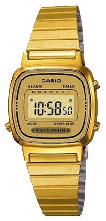 Наручные часы CASIO LA-670WEGA-9E