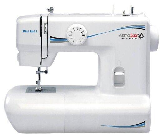 Сравнение с Astralux Blue Line I швейная машина
