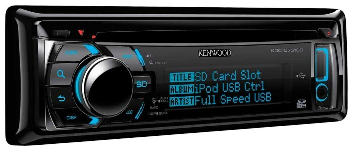 KENWOOD KDC-5751SD