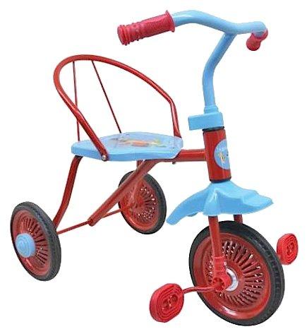 Трехколесный велосипед 1 TOY Т57651 Ну, погоди!