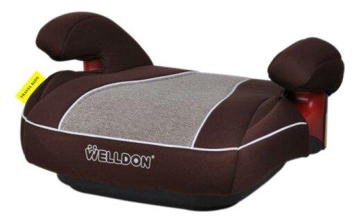 Автокресло группа 3 (22-36 кг) Welldon BS03