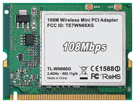 Wi-Fi адаптер TP-LINK TL-WN660G