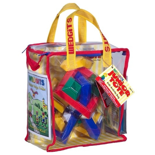 Конструктор WEDGiTS Junior 300113 Activity Tote