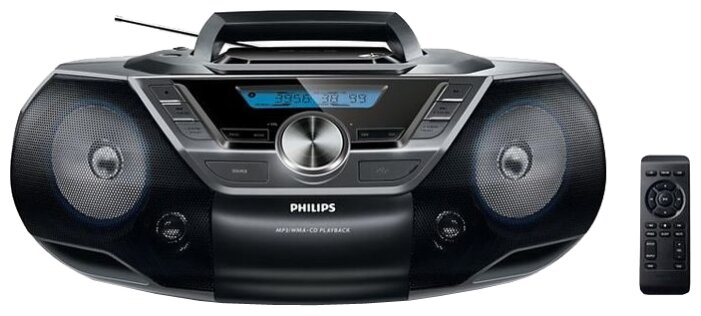 Philips Магнитола Philips AZ 780