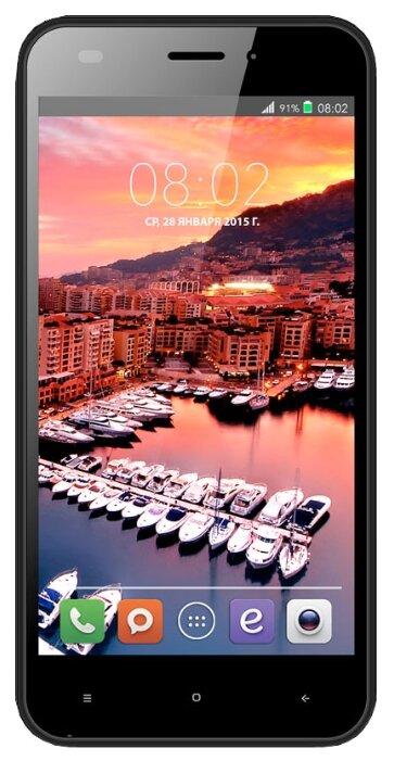 BQ-Mobile BQ BQS-5011 Monte Carlo 8Гб, Красный