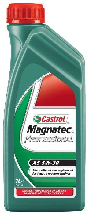 Моторное масло Castrol Magnatec Professional A5 5W-30 1 л