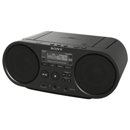 Магнитола Sony ZS-PS50 черный