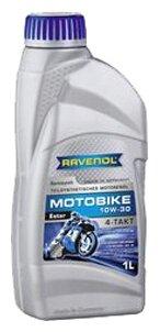 Моторное масло Ravenol Motobike 4-T Ester SAE 10W-30 1 л