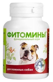 Витамины VEDA Фитомины для пожилых собак — купить по выгодной цене на Яндекс.Маркете
