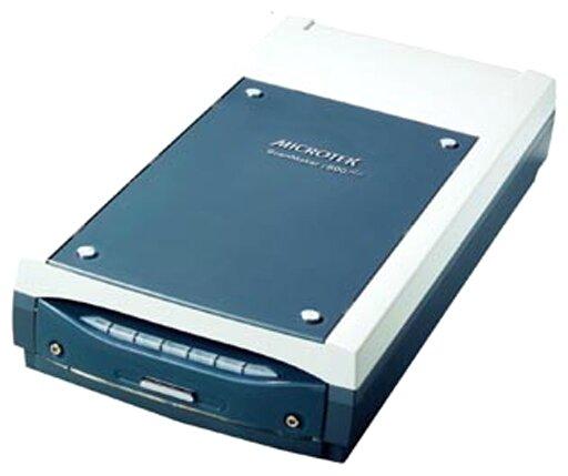 Microtek Сканер Microtek ScanMaker i800 Plus