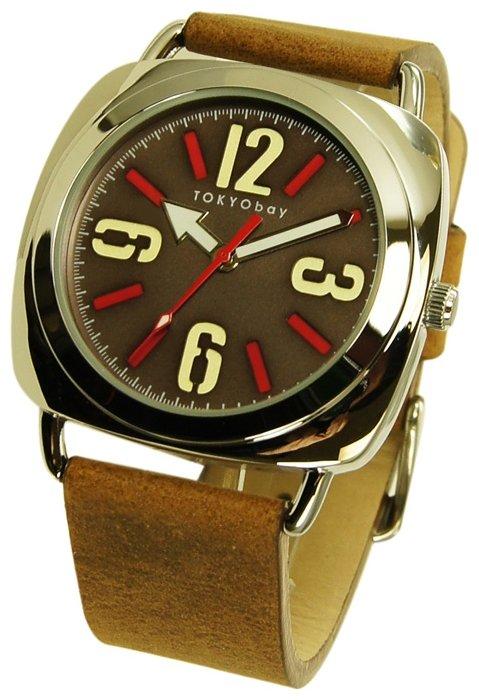 Наручные часы TOKYObay Strata Brown