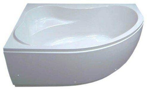 Отдельно стоящая ванна Aquanet Capri 170x110 без гидромассажа