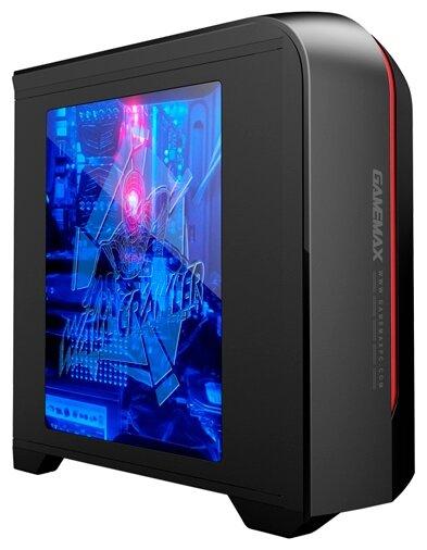 Компьютерный корпус GameMax H601 Black