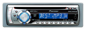 Pioneer DEH-P3950MP