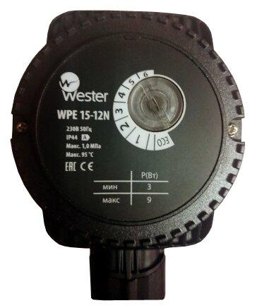 Wester WPE 15-12N