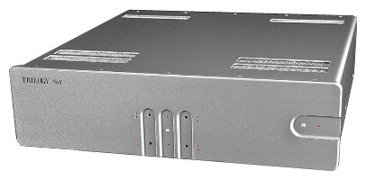 Trilogy Audio Systems 968 Valve Stereo Power Amplifier